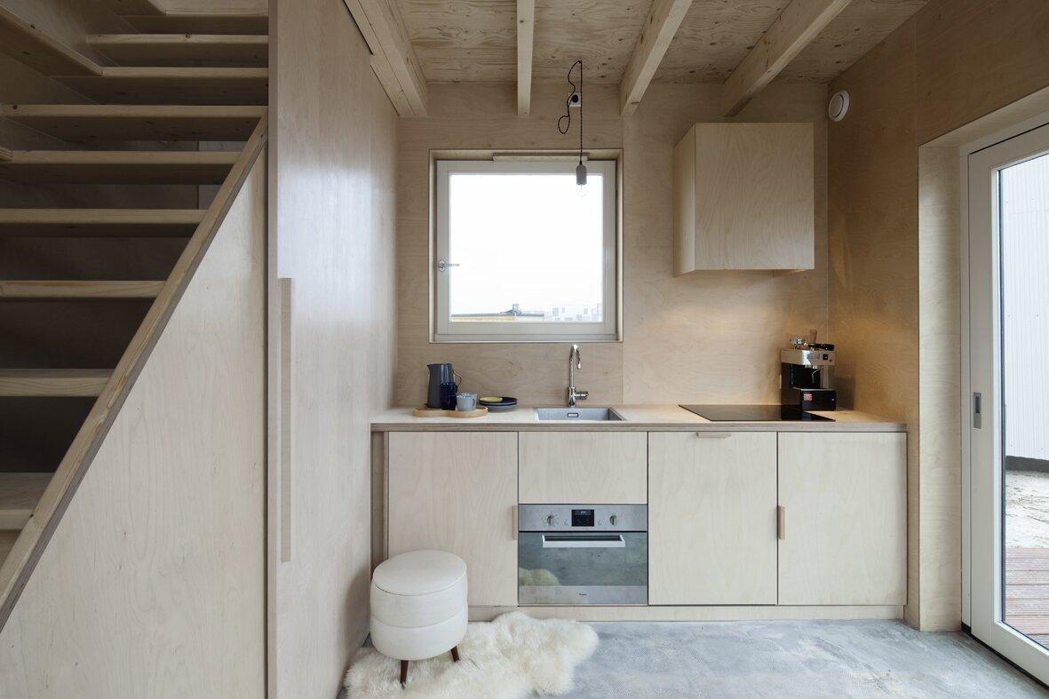 Micro House Slim Fit kitchen