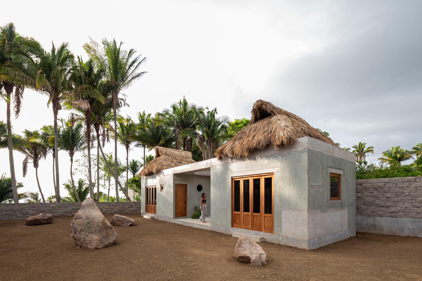 Litibú Tiny House exterior