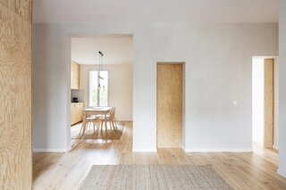 In Paris, a 540-Square-Foot Apartment Becomes a Forever Home for a Family of Five