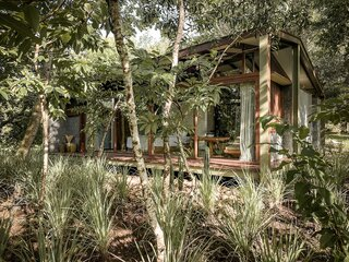 This Dreamy Tiny House in Bali Is Made of Recycled Tetra Pak Cartons