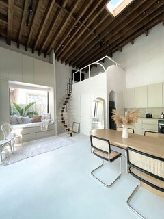 Budget Breakdown: A Miami Designer Builds a 400-Square-Foot Backyard House for $140.5K