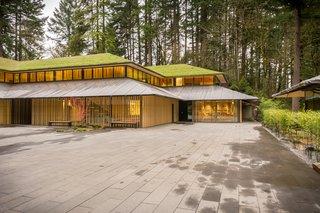 Take a Tour of Kengo Kuma's Expansion of the Portland Japanese Garden