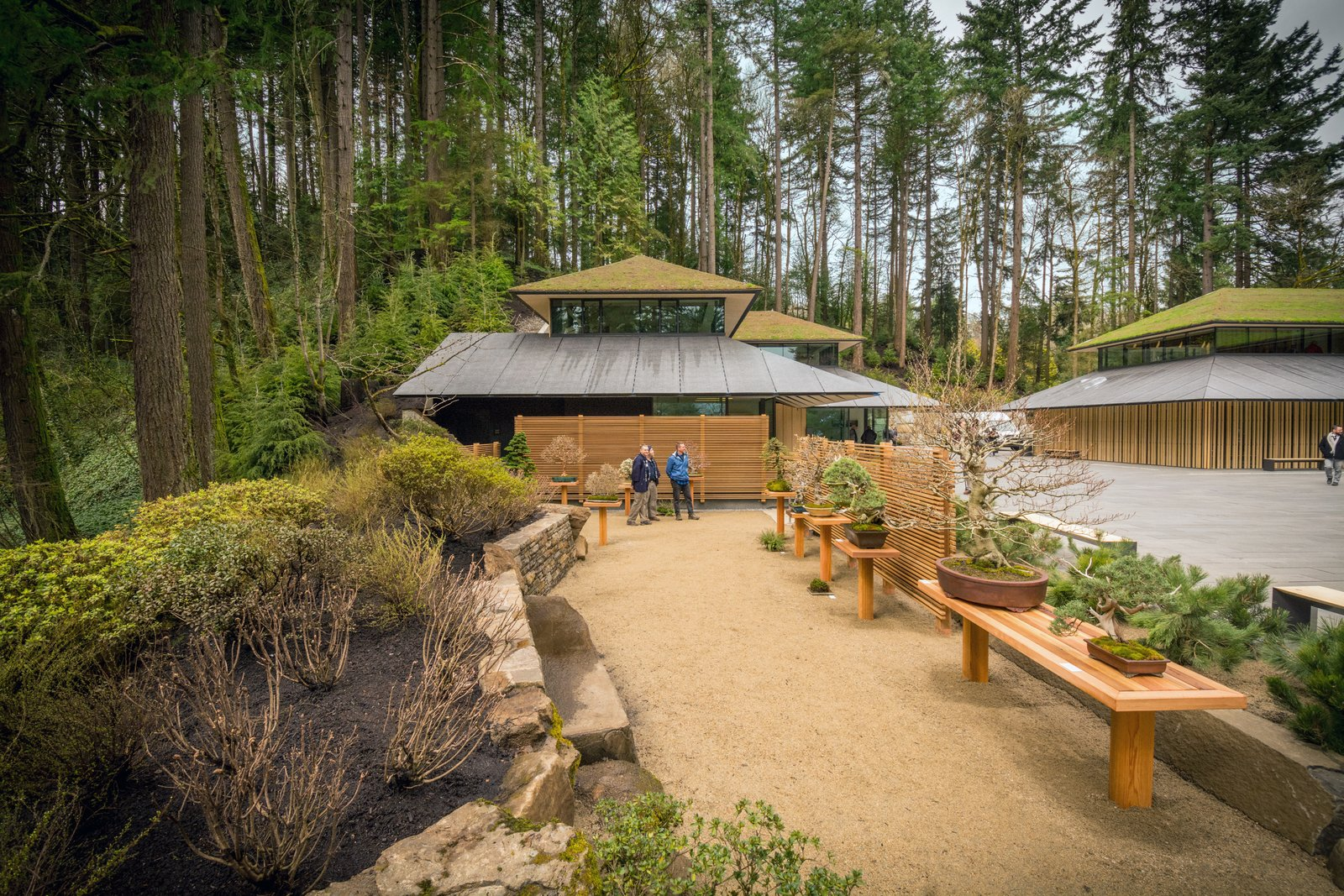 Photo 8 Of 8 In Take A Tour Of Kengo Kumau0027s Expansion Of The Portland Japanese  Garden   Dwell