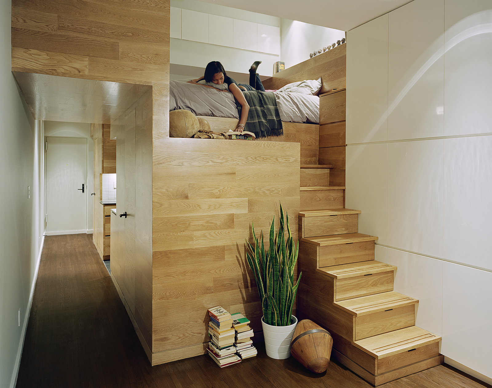 East Village Studio, Jordan Parnass p26-29  Photo 11 of 15 in Gestalten's New Book Shows How to Transform Small Spaces Into Design Marvels