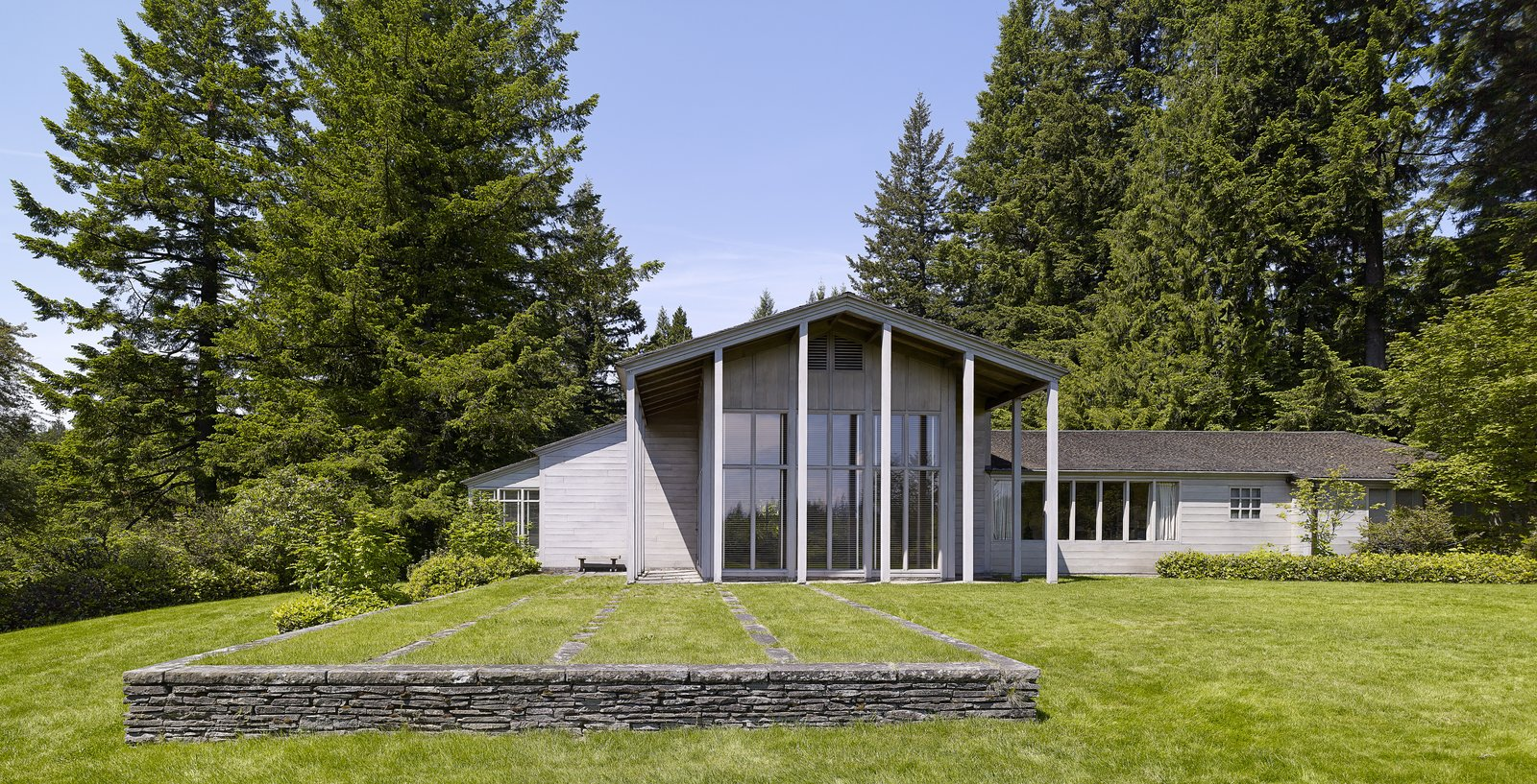 The Aubrey Yeon met Wright as a young man, and described his own relationship to Wright's work as,  Photo 3 of 15 in Spotlight on John Yeon, the Father of Northwest Regional Architecture