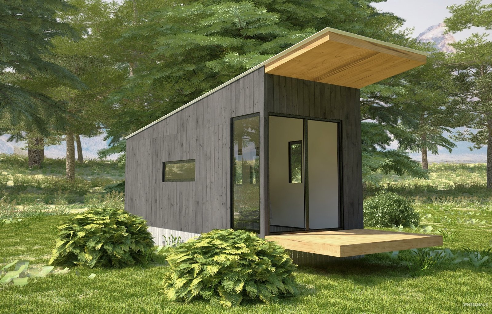 Tiny Home Designs: Photo 6 Of 10 In These Customizable Modular Homes Can Make