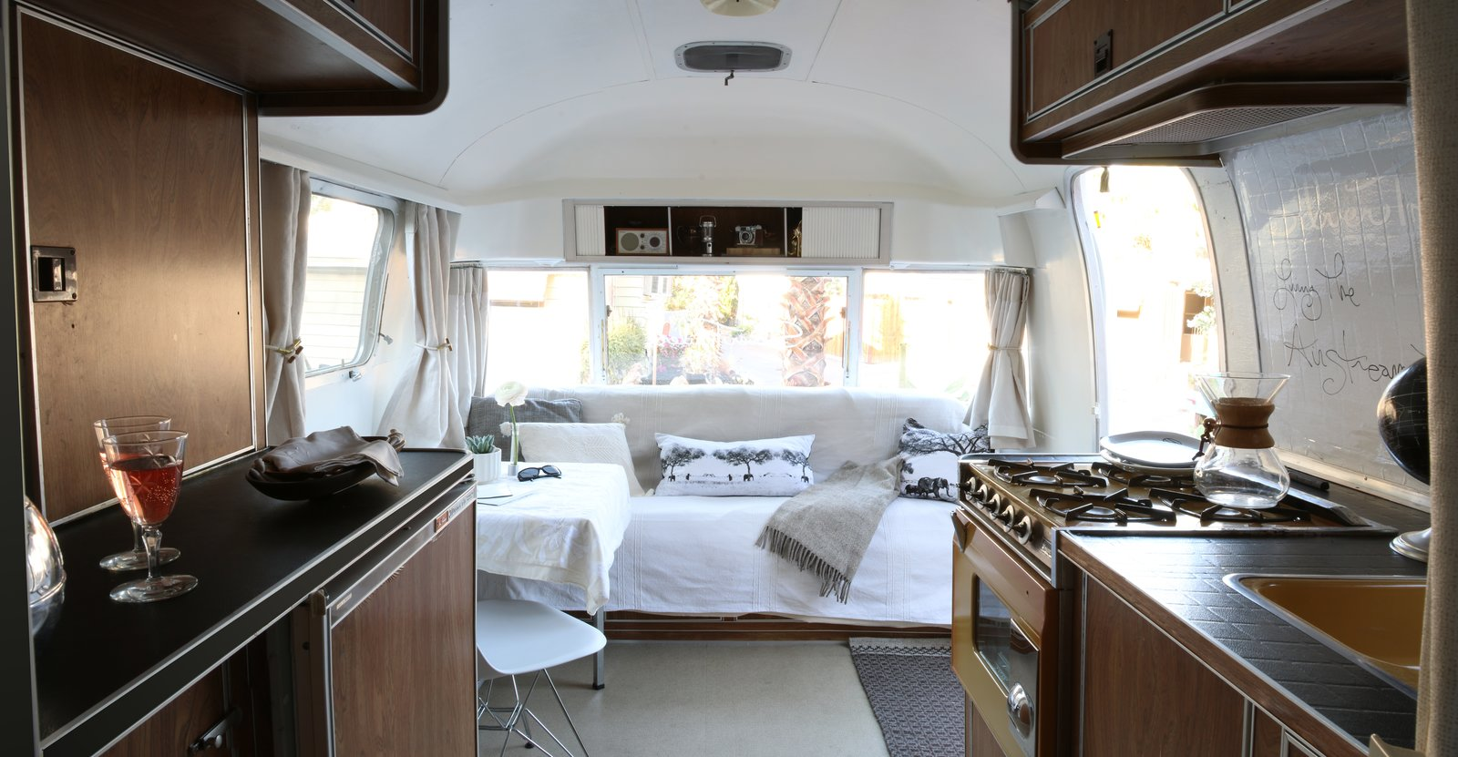 photo 16 of 20 in live the airstream life vicariously with a new