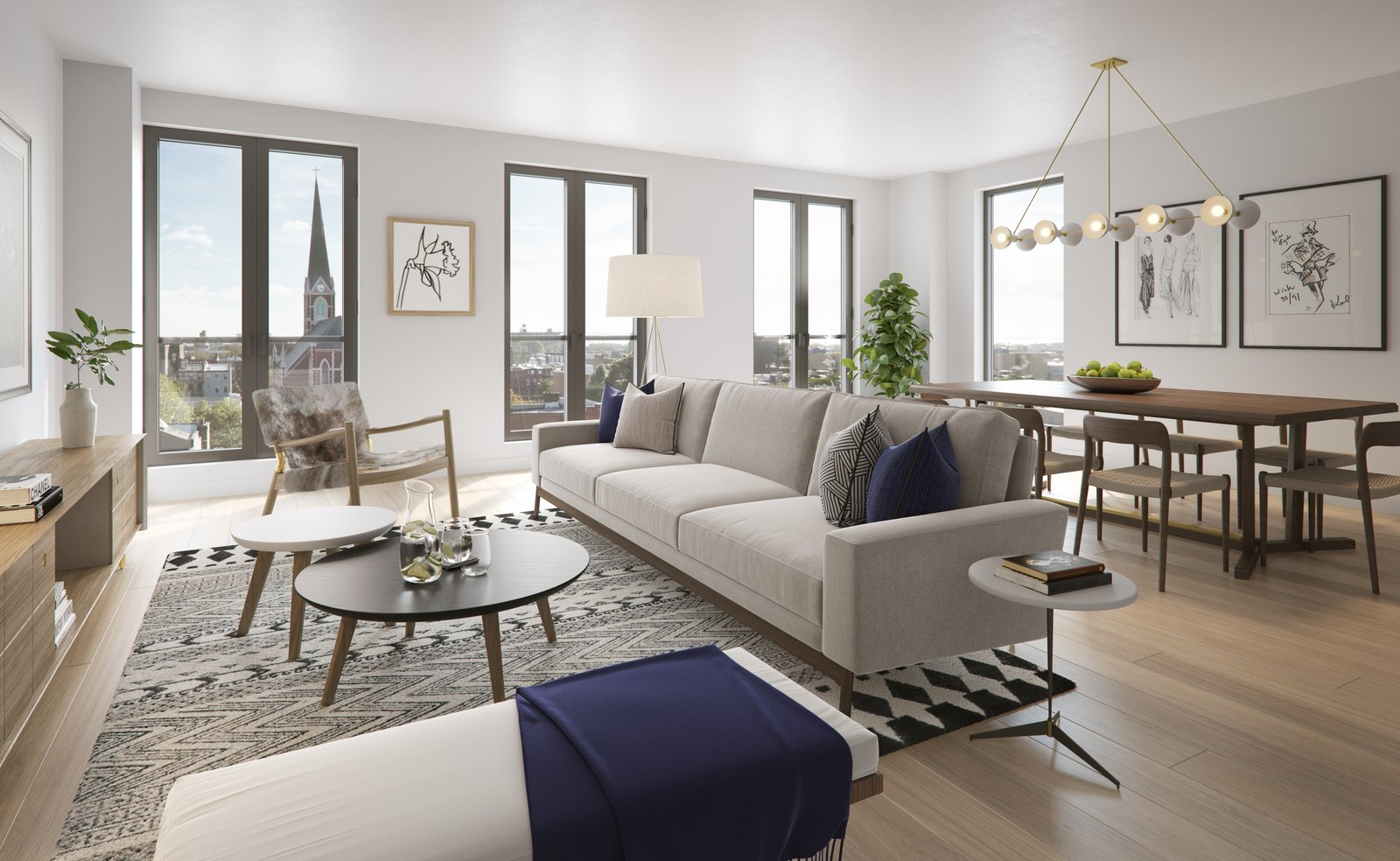 5 Easy Tips From Modern Condos For Creating A Scandinavian Inspired Interior
