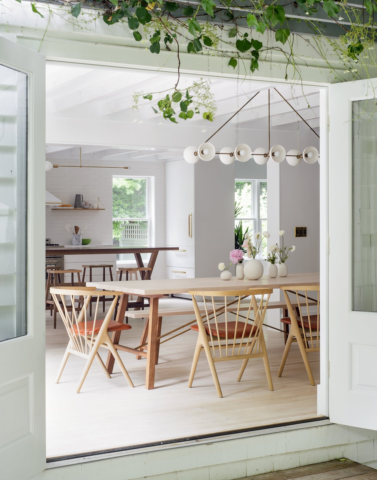 Amagansett home by Jessica Helgerson