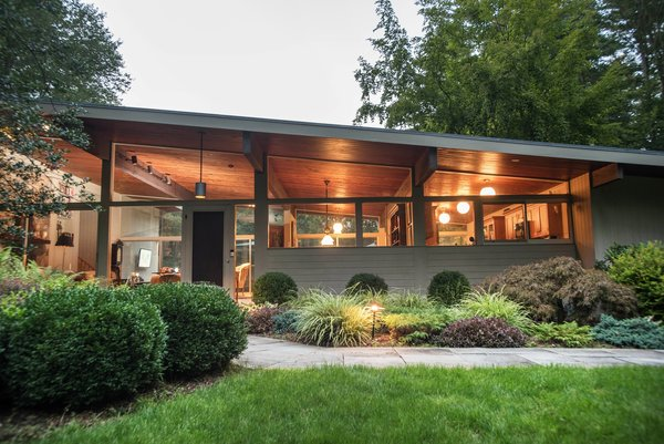 Own an Iconic Midcentury in New Canaan For $1.55M