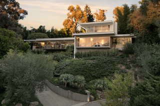 The Hammerman House is truly a masterpiece of California Modernism.