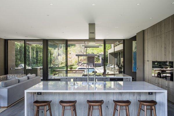 Amazing Best 60 Modern Kitchen Recessed Lighting Design Photos And Interior Design Ideas Clesiryabchikinfo
