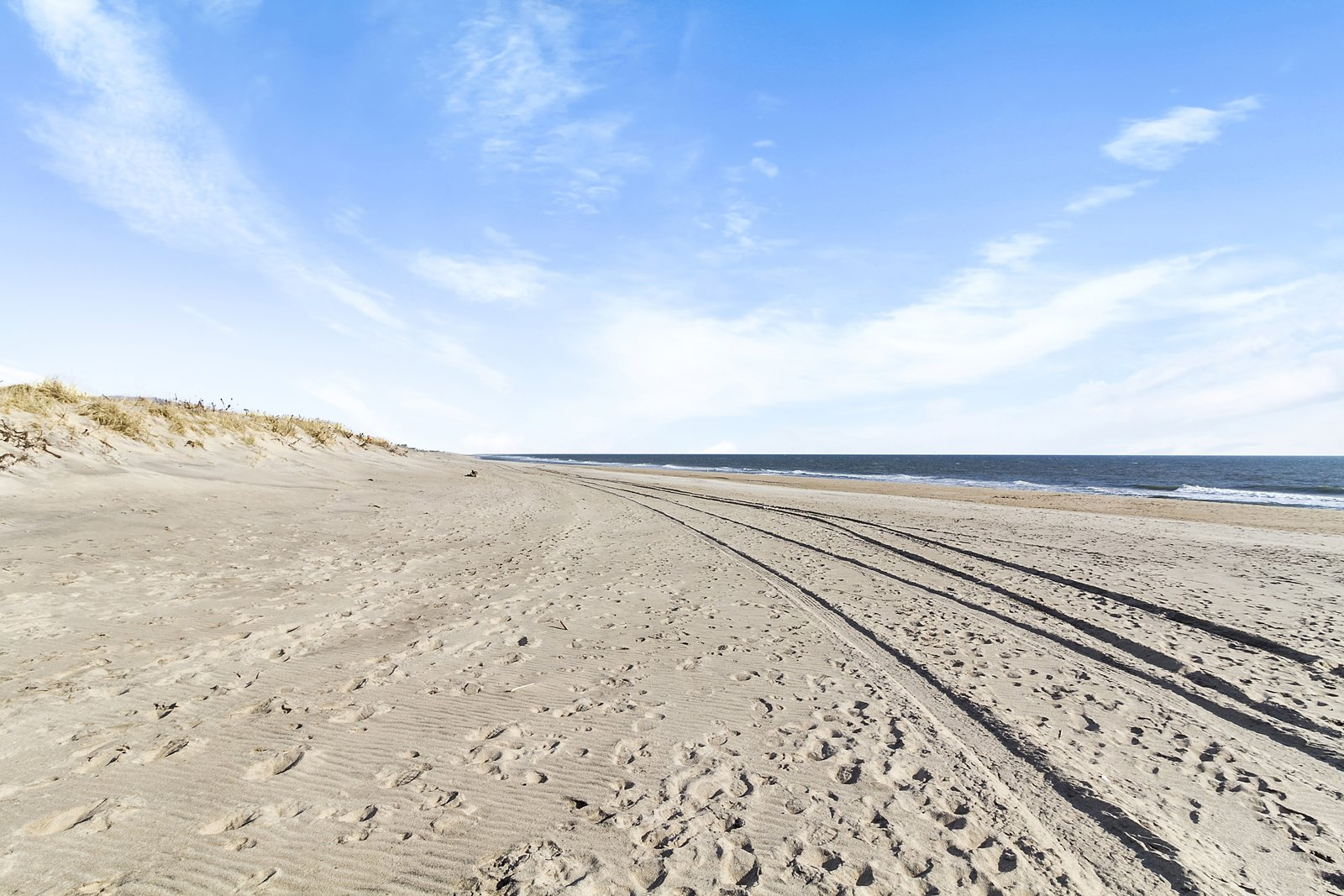 The Hamptons is known for its stunning coastline.