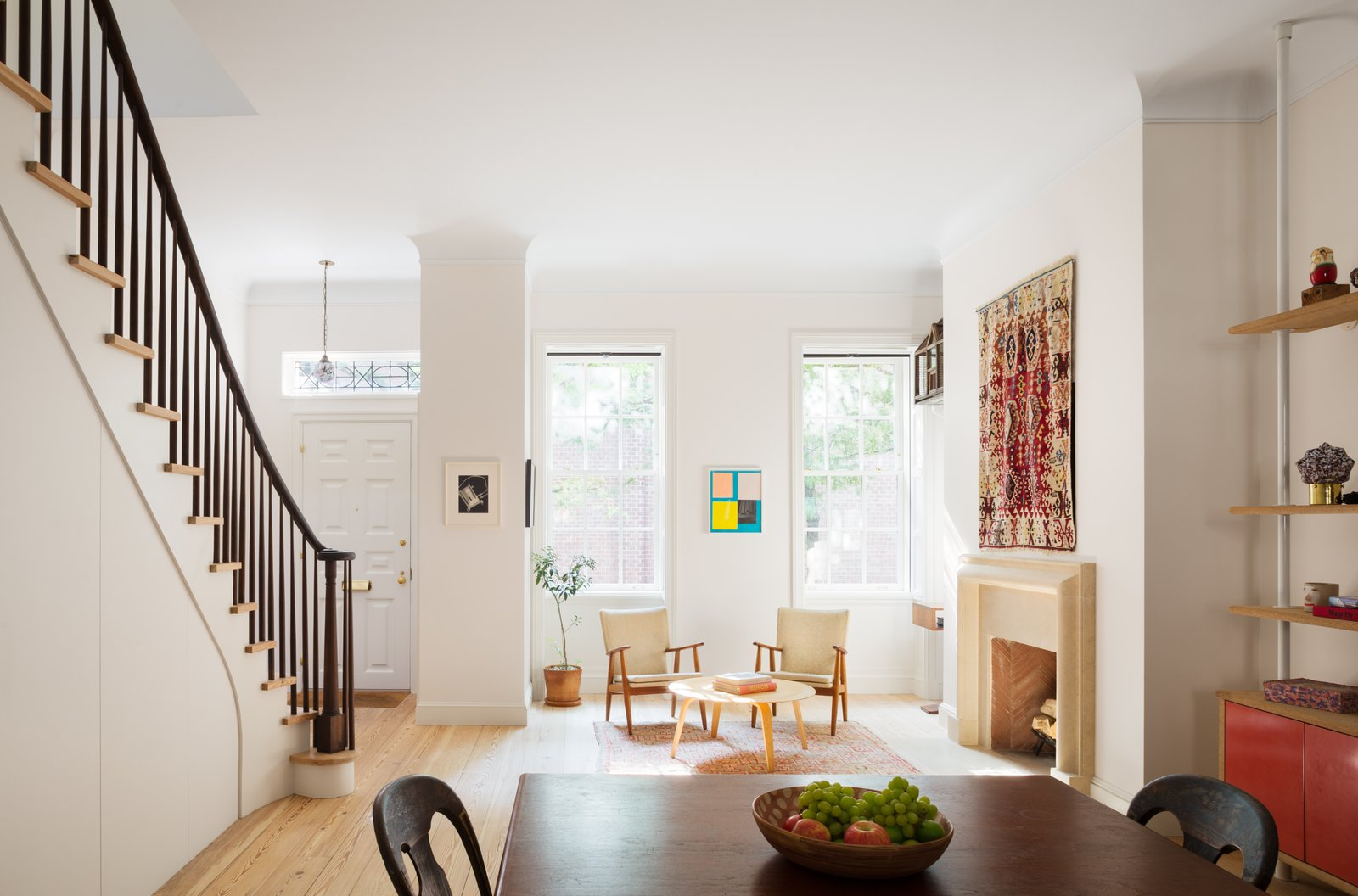 Before and After: A Historic Tribeca Townhouse Gets a Magical Makeover