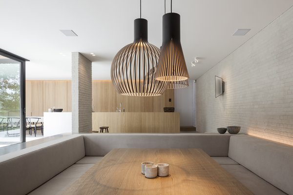 Best 60 modern dining room recessed lighting design photos and