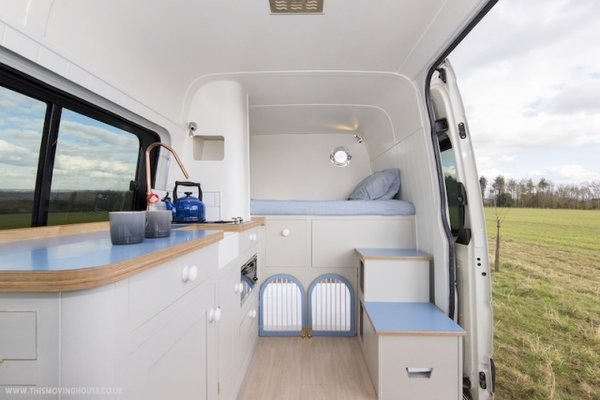 Photo 7 of 14 in 7 Van Conversion Companies That Will Do the