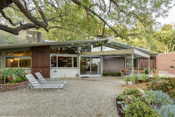 Lovely lines and heaps of character make this midcentury property a true gem.