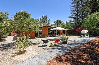 The property is located on a large corner and close to numerous outdoor activities.