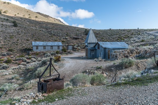 Here's Your Chance to Purchase a Historic Ghost Town For $925K