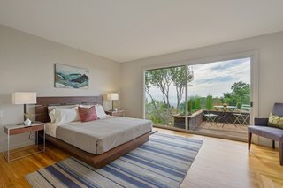 Another bedroom with a view.