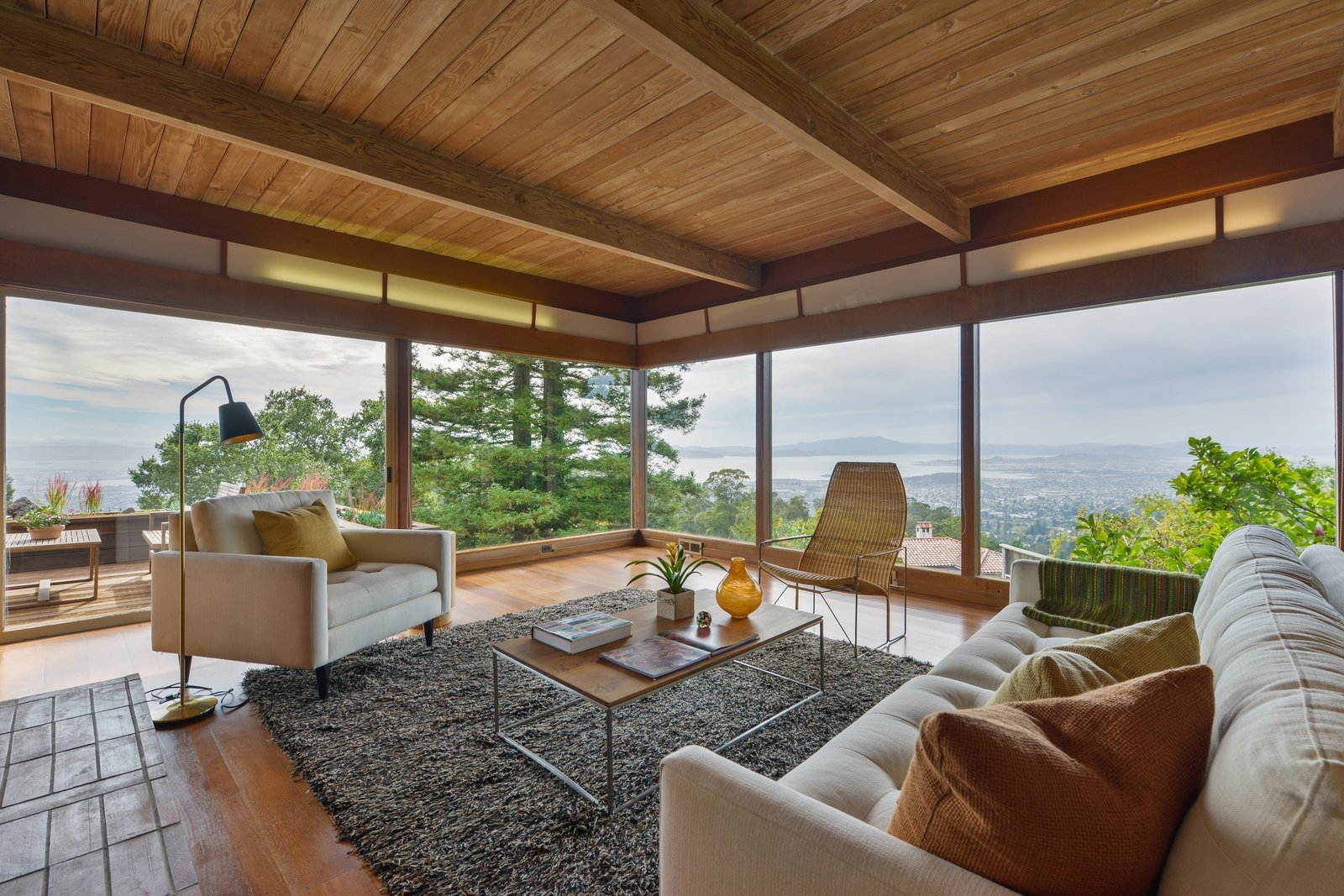 Articles about jaw dropping modern cabin nestled steep hillside british columbia on Dwell.com