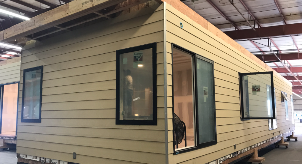 Designed by Toby Long, this custom home was built by Plant Prefab and destined for a spectacular site in Livermore.   Photo 21 of 21 in Here Are the Modern Prefab Designs That Amazon's Investing In