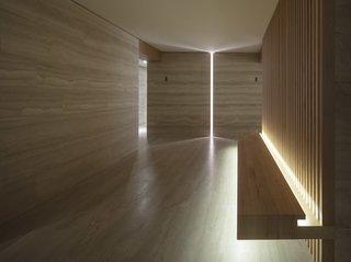Theminimalist Pawson-designed spa.