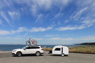 With DROPLET, you can simply hitch up your trailer and embark on a new adventure.
