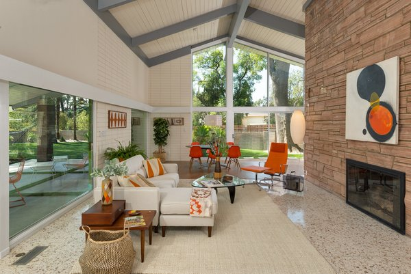 Step Back in Time in This Midcentury Now Asking $1.4M