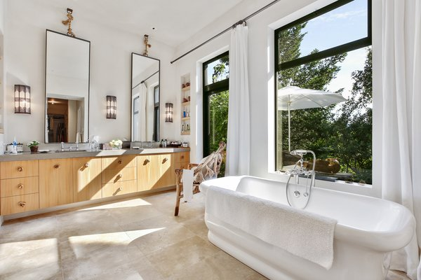 A look at the master bath.