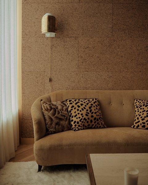 A lovely little corner vignette.