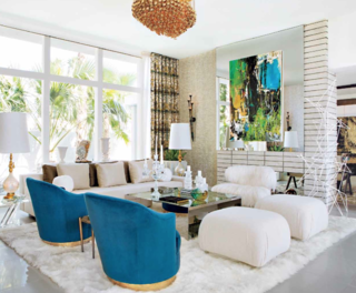 The Christopher Kennedy Compound remodel respects the modernist property's architectural pedigree while updating it with the best of modern design.