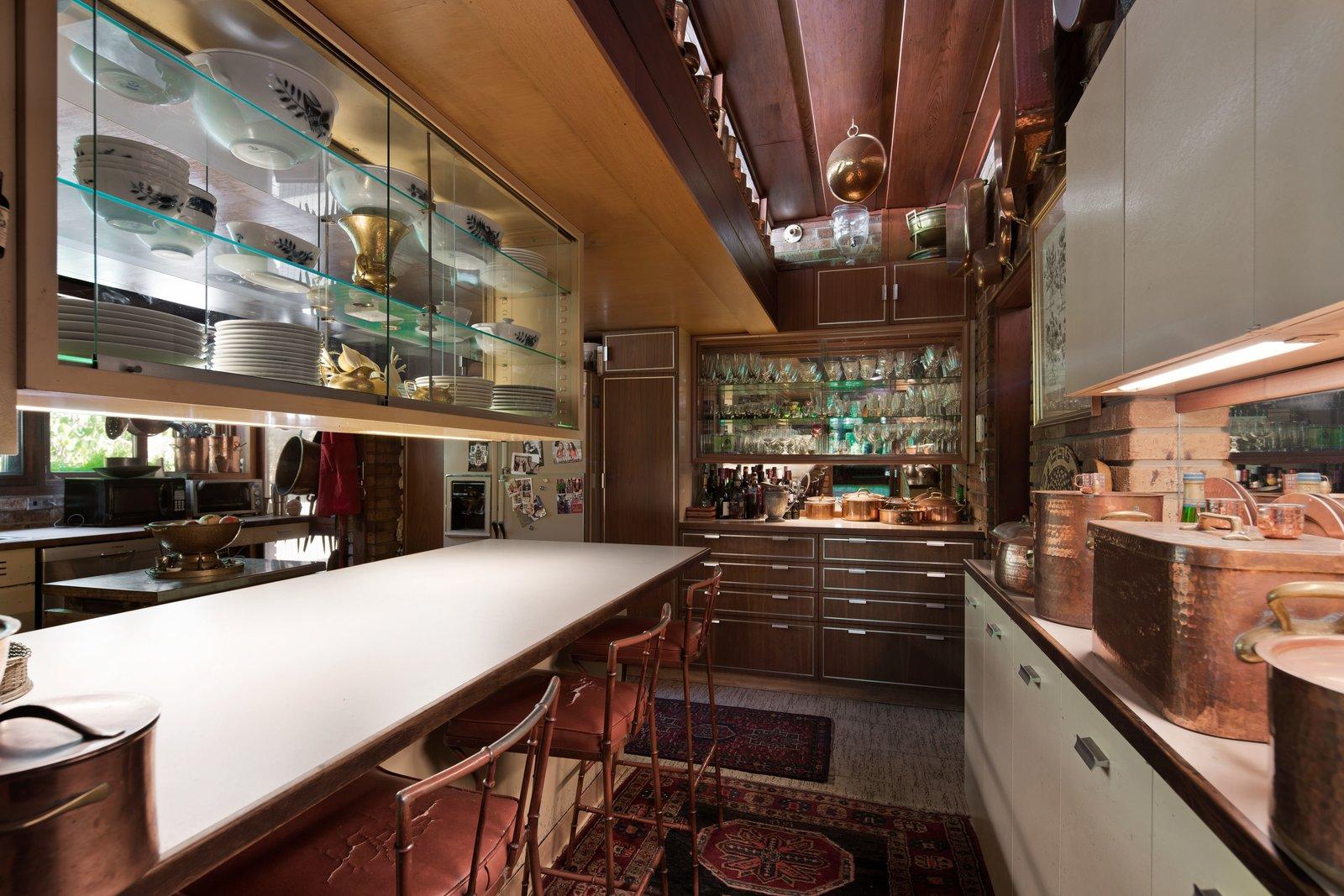 Sondern-Adler House kitchen