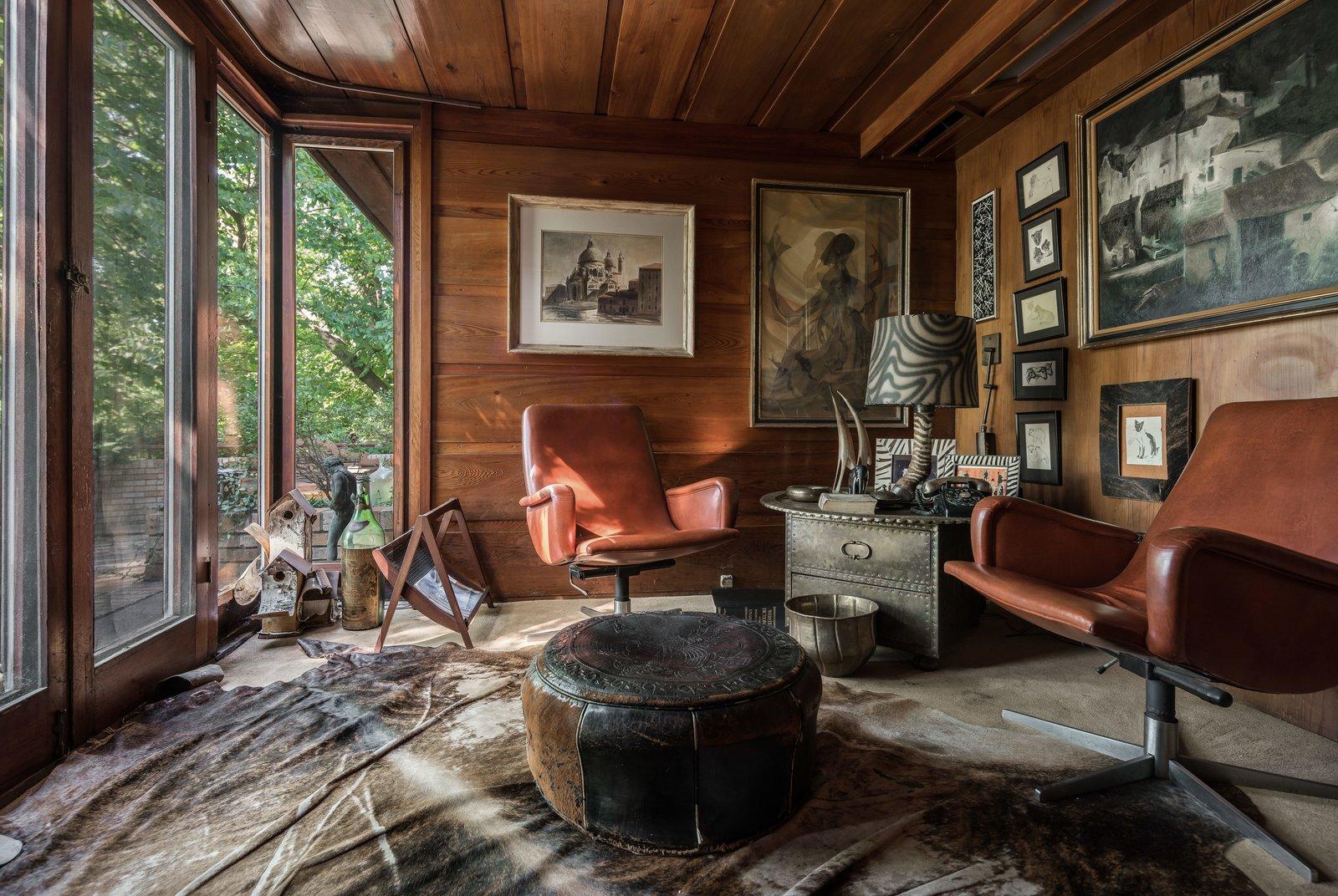 Sondern-Adler House sitting room