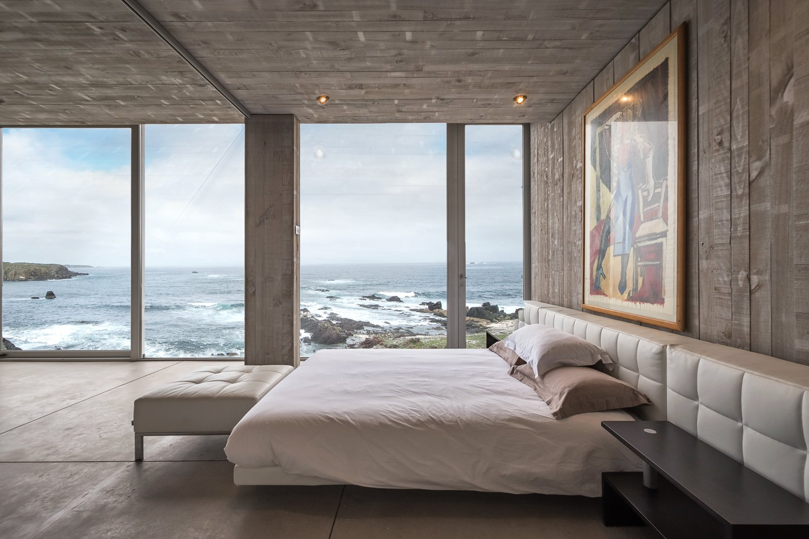 Casa OchoQuebradas master bedroom