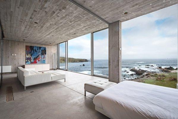 Casa OchoQuebradas bedroom with ocean views