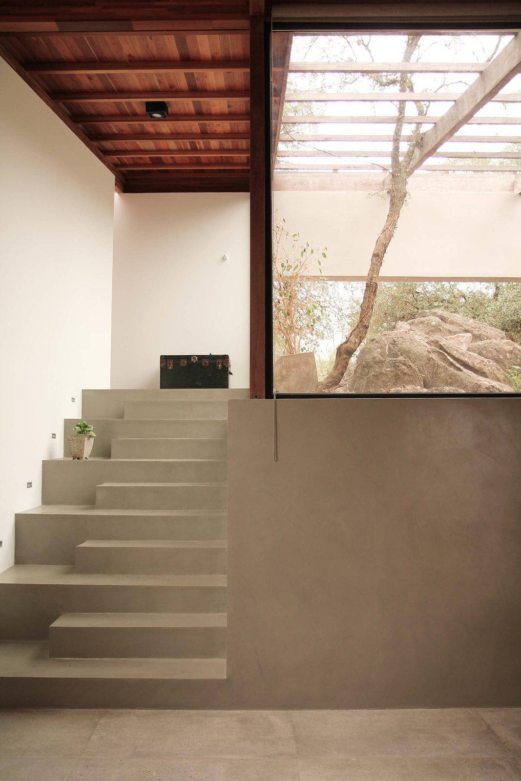 Casa JB staircase