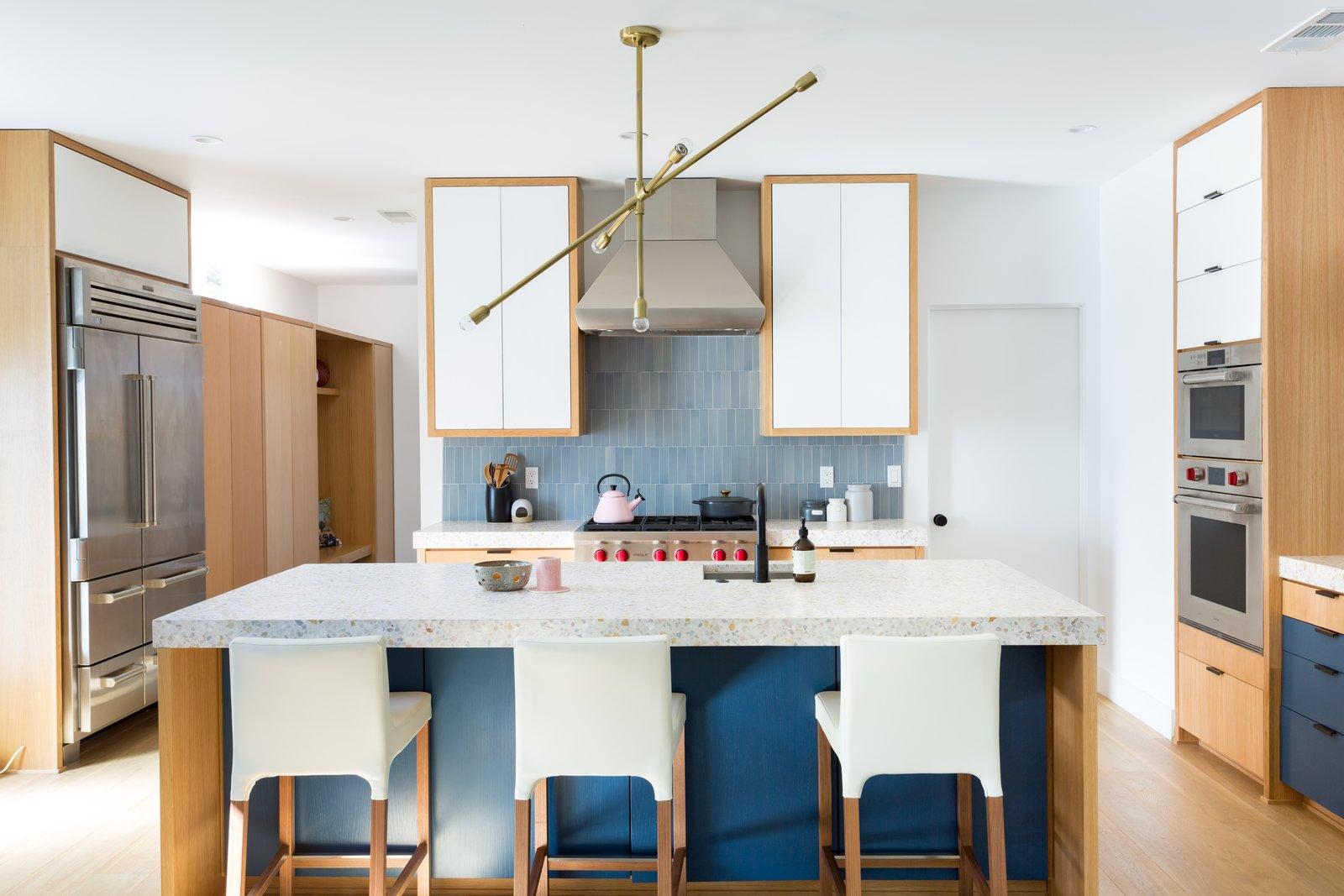 After: Bel Air Remodel kitchen