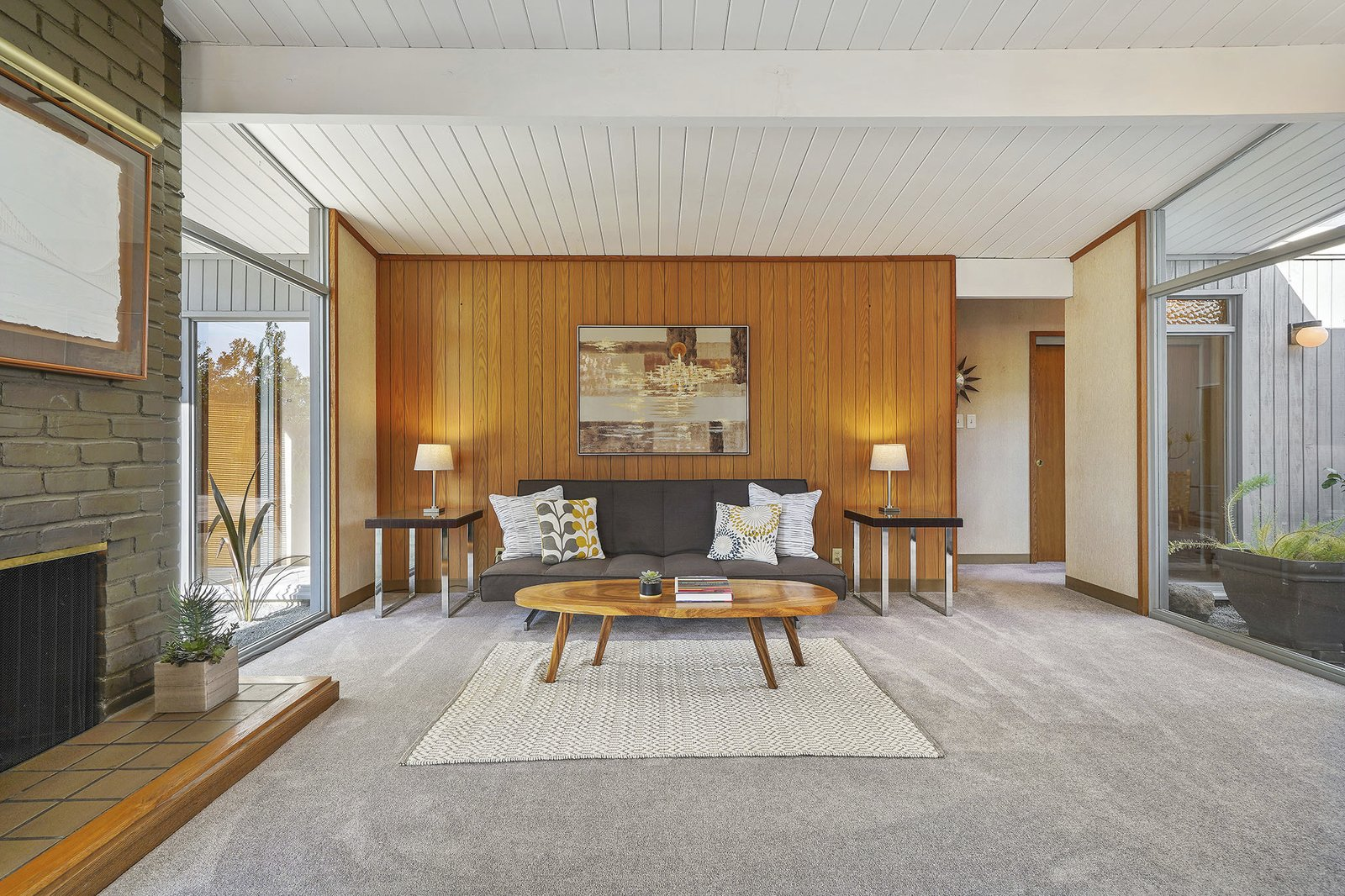 Best Living Standard Layout Carpet Photos from A Tastefully ...