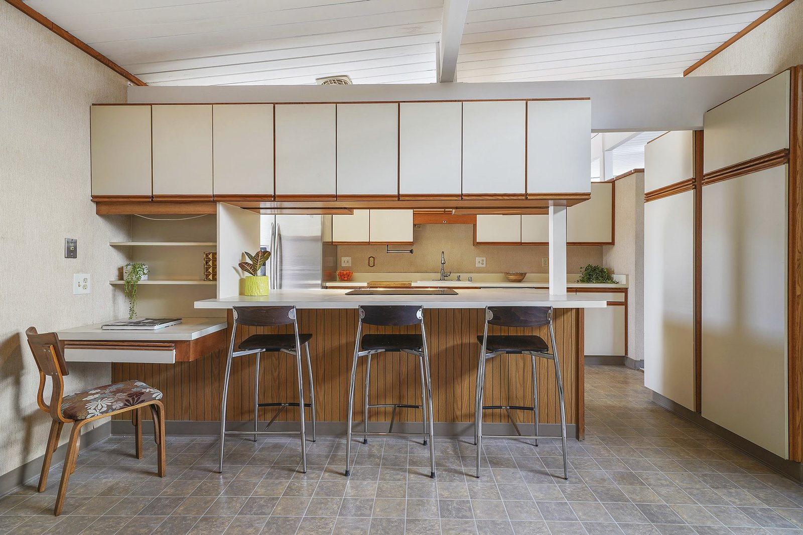 Castro Valley Eichler kitchen
