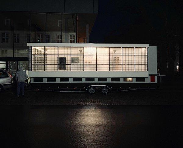 Gropius' Bauhaus building in Dessau is a mecca for design lovers.