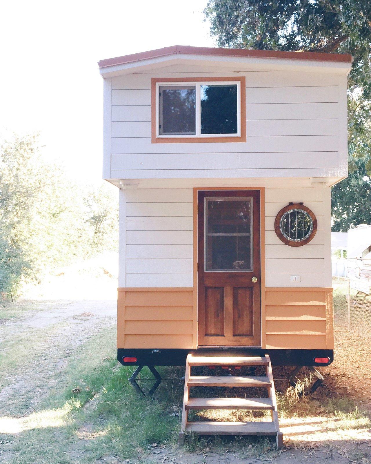 Her Tiny Home Shalina Kell exterior