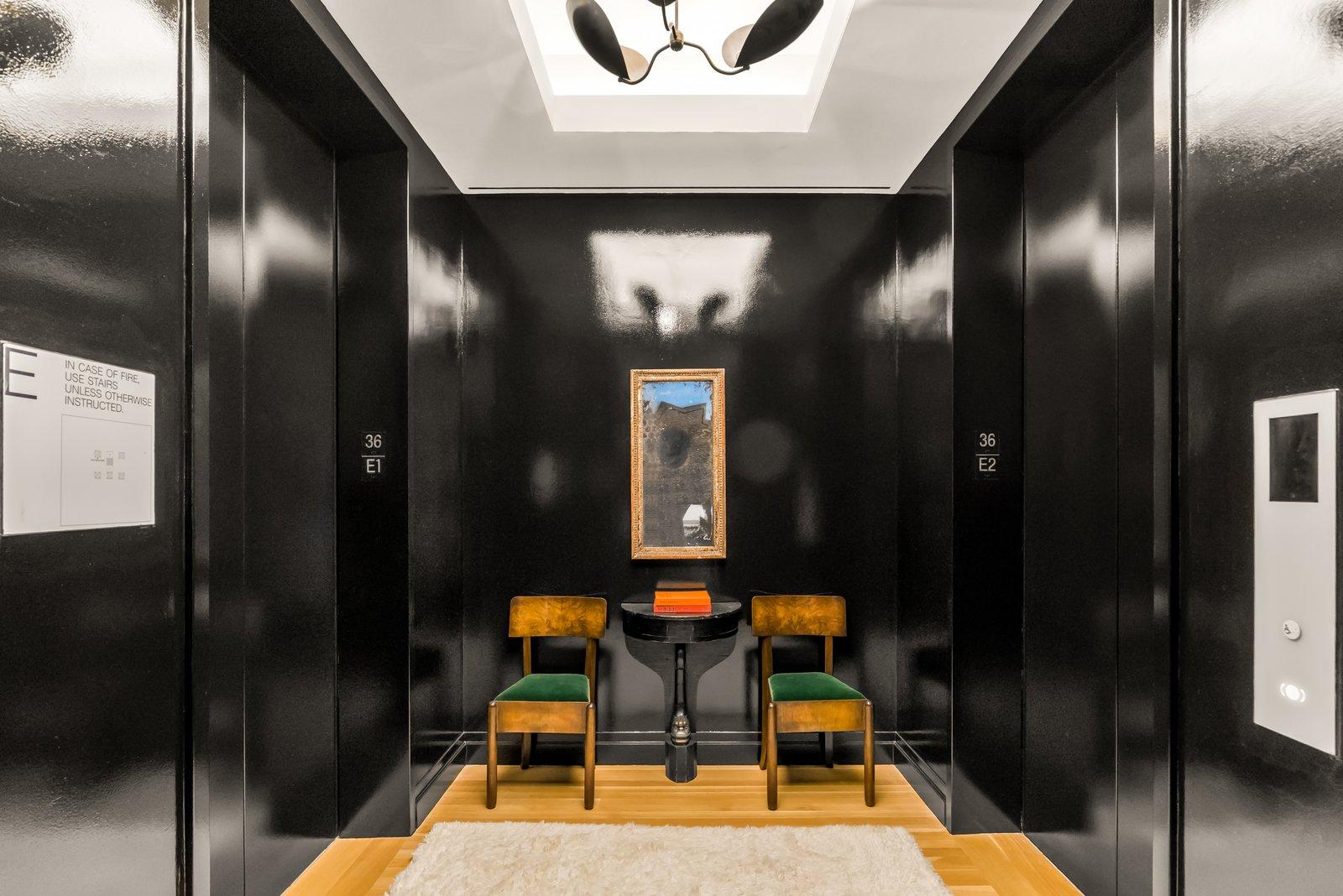 J.Lo and A-Rod's 432 Park Avenue apartment landing