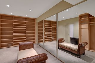 There is also a spacious closet in the master suite.