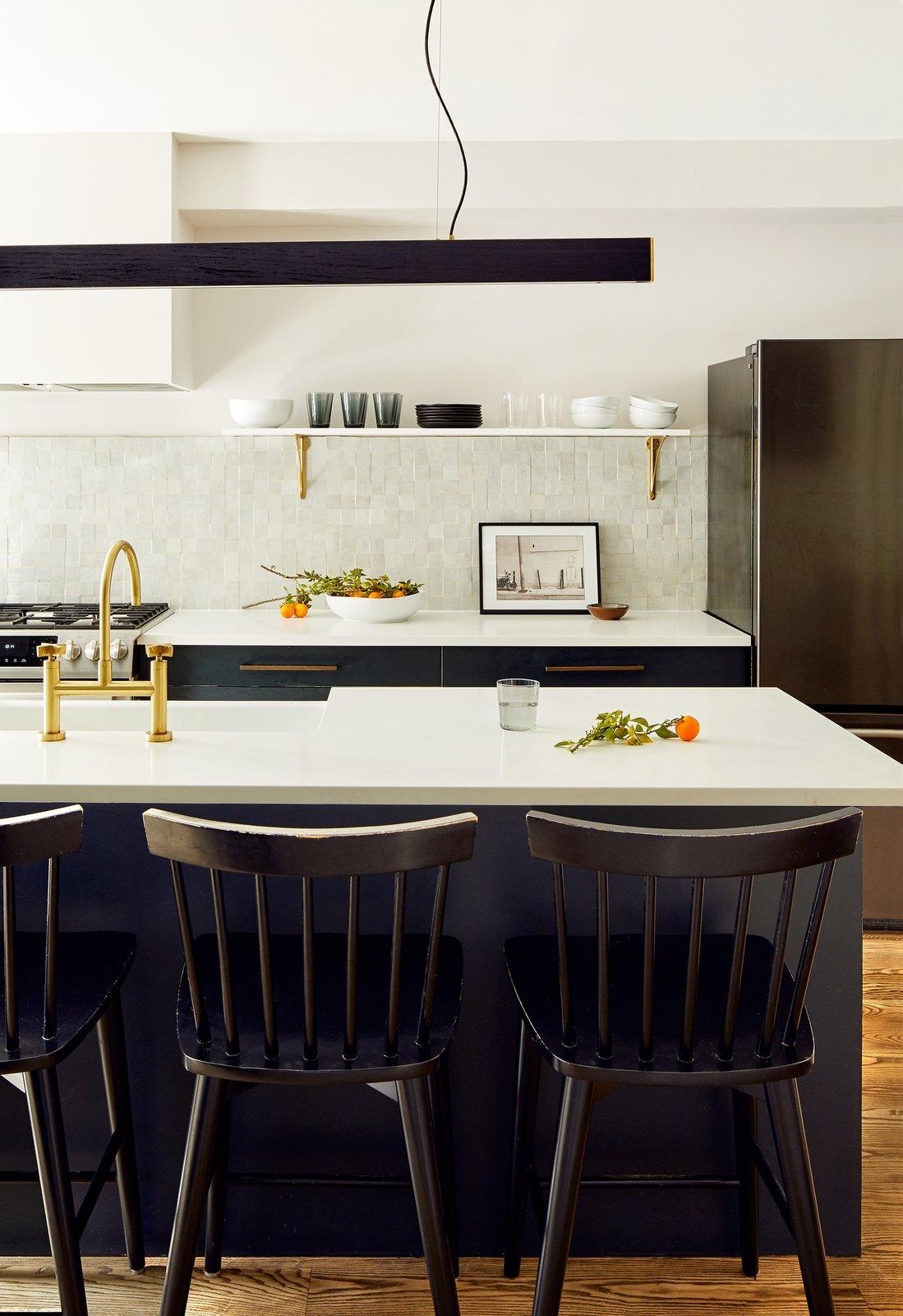 After: 888 sterling kitchen renovation