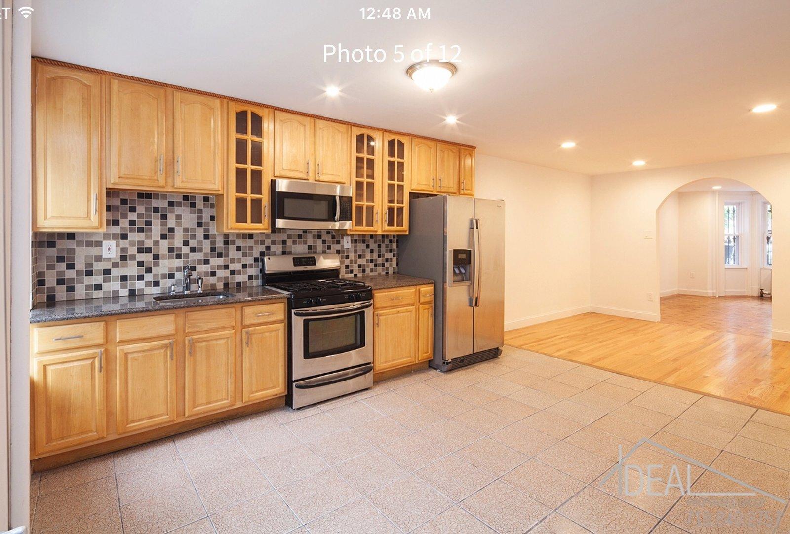 Before: 888 sterling kitchen renovation