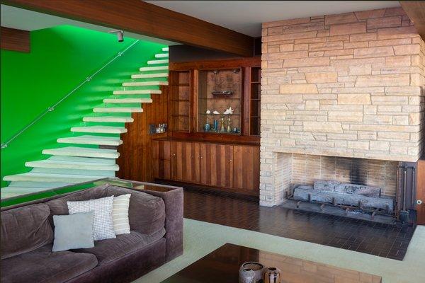 Best 60 Modern Living Room Corner Fireplace Design Photos And Ideas