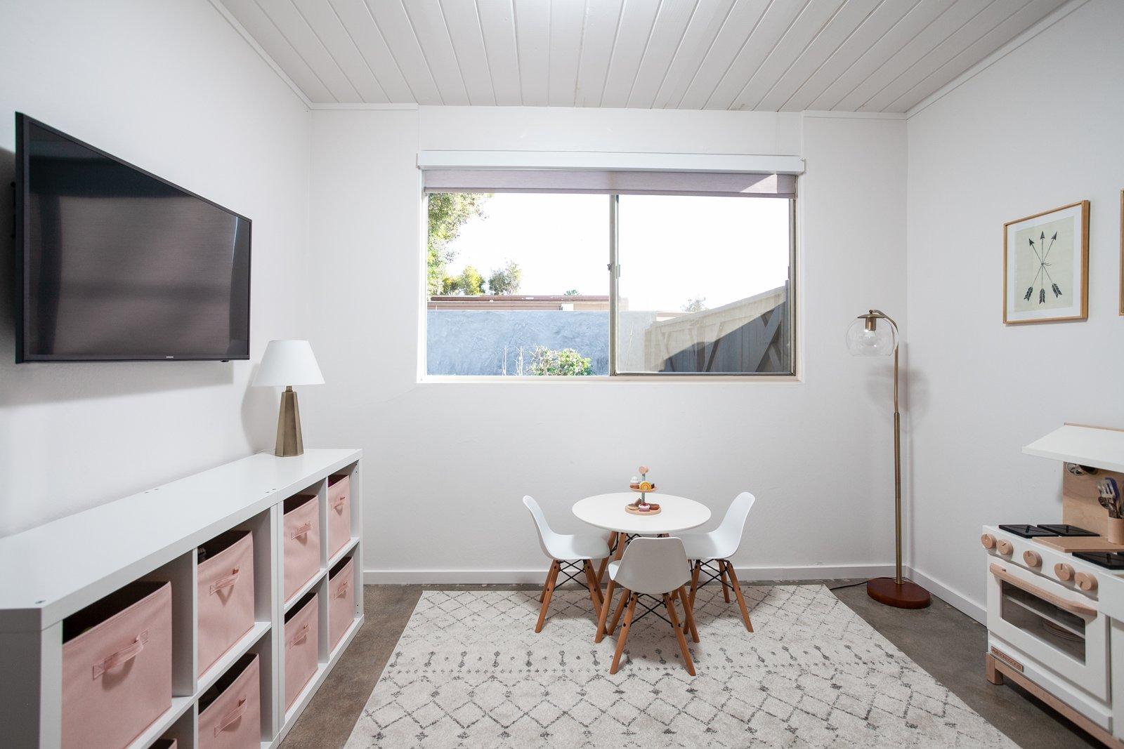 1843 N Woodside Street, Orange, California Eichler bedroom