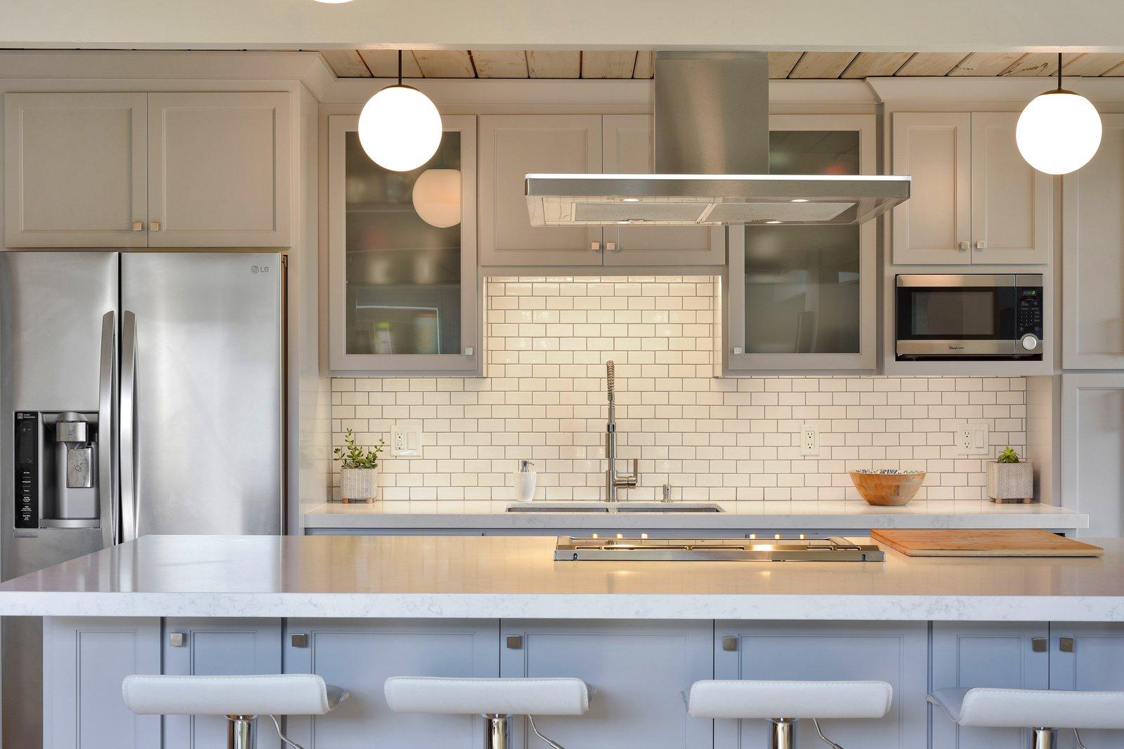 5947 Highwood Road Eichler kitchen