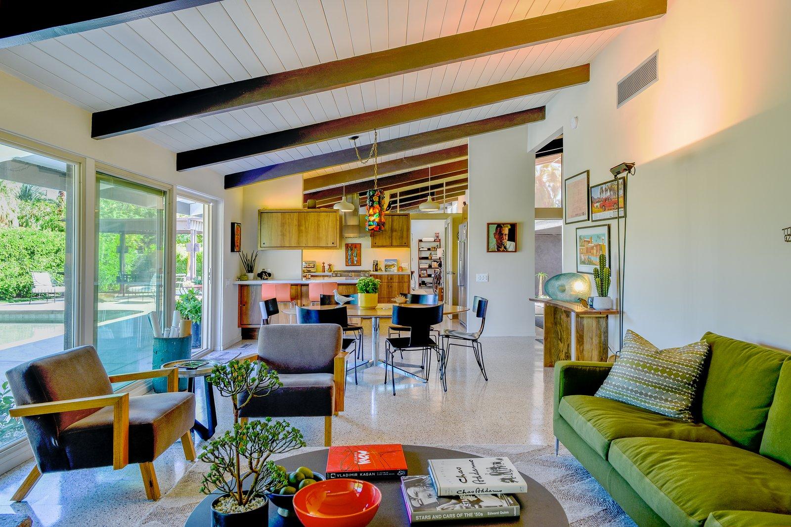 1042 E Apache Road By Krisel Palmer Living Room